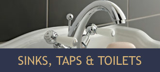 Sinks, Taps and Toilets WCs